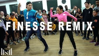 FINESSE (Remix)   Bruno Mars Ft Cardi B Dance | Matt Steffanina