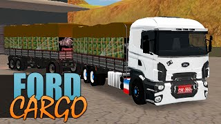 getlinkyoutube.com-Grand Truck Simulator - FORD CARGO E CARGA DE MELANCIA
