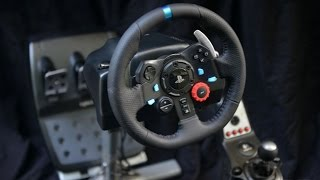 getlinkyoutube.com-MY REVIEW OF G29 RACING WHEEL AND HOW TO INSTALL WHEEL ON PC