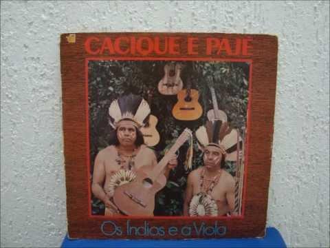 Cacique e Pajé - Briga de Mulher (LP/1981)