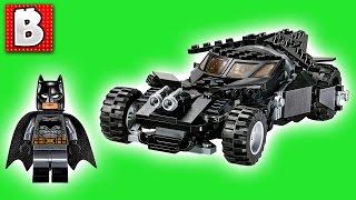 getlinkyoutube.com-Lego DC Comics Superheroes Kryptonite Interception Set 76045 | Unbox Build Time Lapse Review