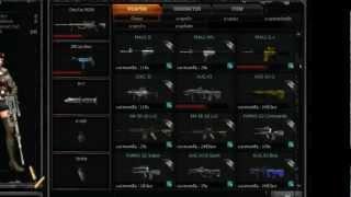 getlinkyoutube.com-ขายไอดีเกมยศ 3ดอกทอง มีปืน M82A1,M200 BY NZ