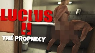 getlinkyoutube.com-OH GOD NOT AGAIN - Lucius 2: The Prophecy #2