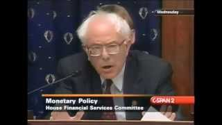 getlinkyoutube.com-Bernie Sanders, Alan Greenspan and Ron Paul - Monetary Policy 02-27-2002