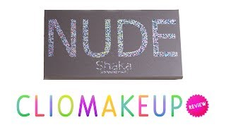 getlinkyoutube.com-Review Recensione Palette SHAKA NUDE