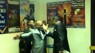 Get on top-Stay on Top Breakthrought Apostle Calvin Brown Aug.2014