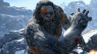 getlinkyoutube.com-Far Cry 4: Valley of the Yetis - Hunting a Yeti - IGN Plays