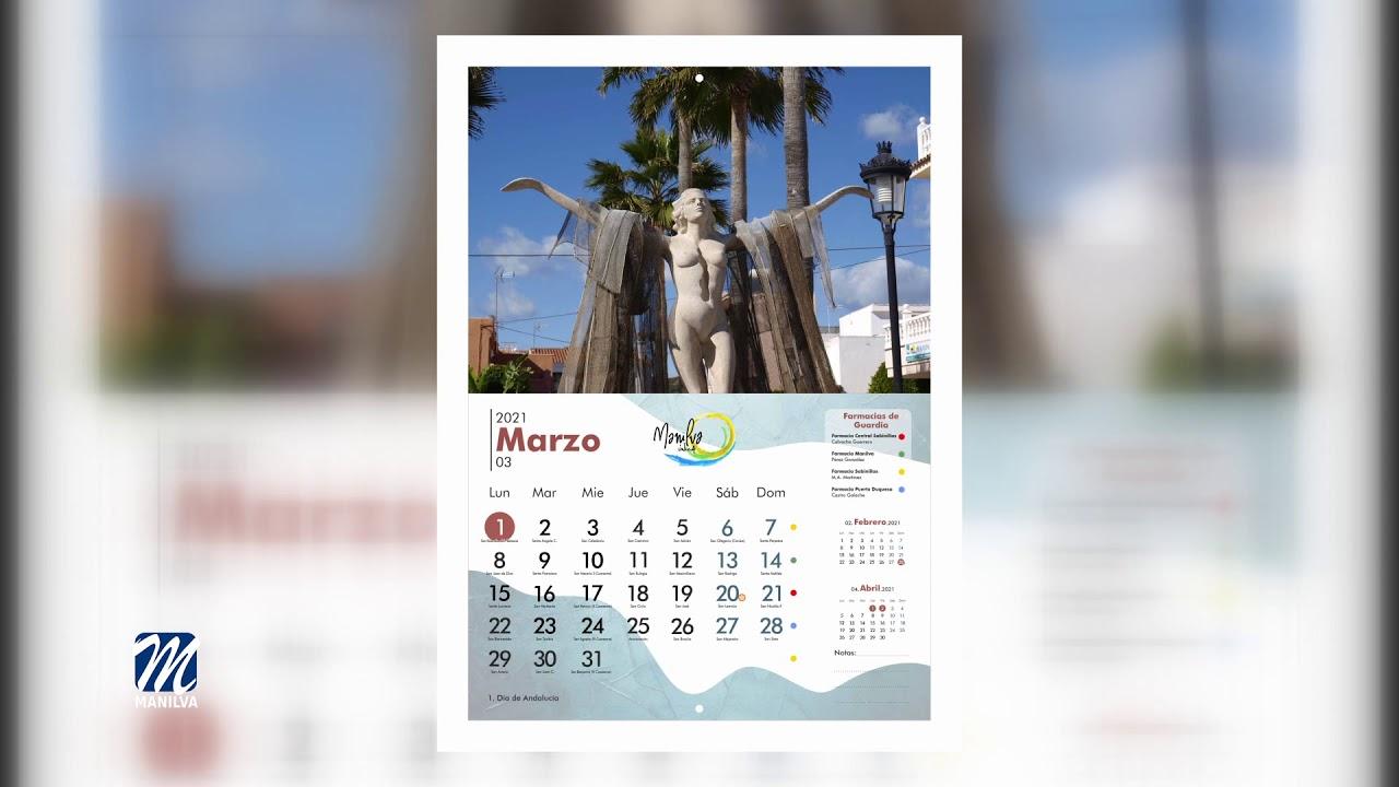 Ya pueden adquirir el nuevo calendario del Ayuntamiento