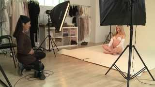 Photographer Ana Brandt Demonstrates How to Take Gorgeous Maternity Portraits