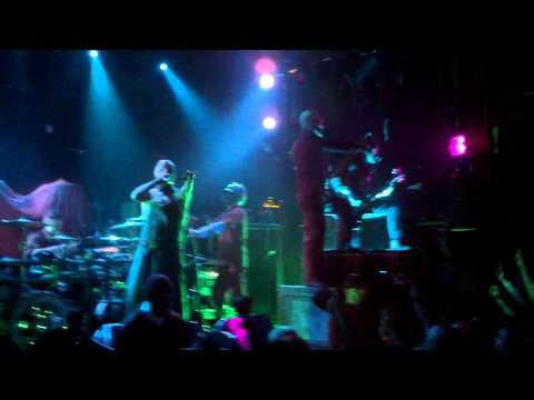 Mushroomhead Live at The Chance 10/16/2011 Full Set Part 1