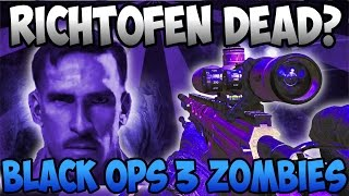 """Black Ops 3 Zombies """"All Zombie Maps Being Remade?"""" """"What Happened To Richtofen?"""" (COD BO3 Teasers)"""