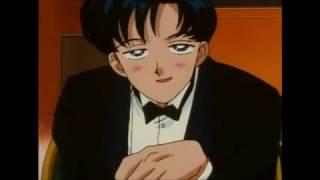 Sailor Moon-La cita de Rini y Darién: Alguien está escuchando nuestra conversación (capítulo 159)