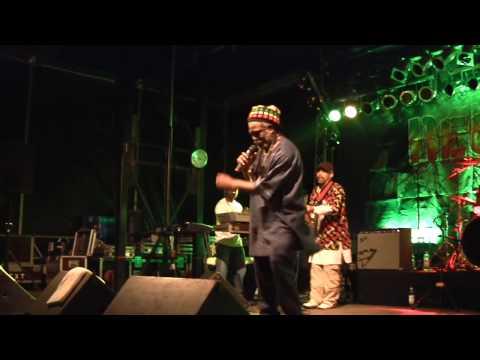 Horace Andy - Skylarking (Live @ Reggae Jam 2009)