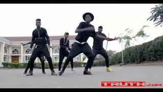 getlinkyoutube.com-WILLY PAUL- FANYA (Official Dance Video) By FUNTAGIOUS DANCE CREW