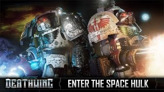 Space Hulk: Deathwing - Enter the Space Hulk Trailer