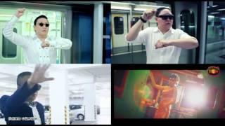 getlinkyoutube.com-【Gangnam Style】VS【Hong Kong Style】VS【Lou 記 Style】VS【Ocean Park Halloween Style】