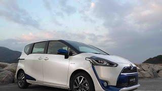 getlinkyoutube.com-Toyota Sienta 100km Test Drive