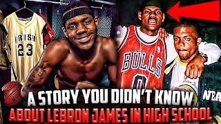 getlinkyoutube.com-How LEBRON JAMES Tried To Enter The 2002 NBA Draft Before Graduating HIGH SCHOOL!?