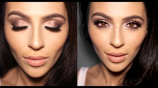 getlinkyoutube.com-Neutral Smoky Eye Makeup Tutorial | Eye Makeup Tutorial | Teni Panosian
