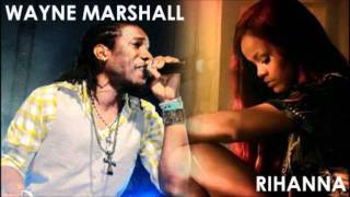 Rihanna (feat Wayne Marshall) - Man Down Remix