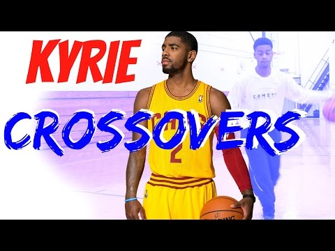 Kyrie Irving Crossover - Double Behind the Back