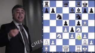 getlinkyoutube.com-Strategic Ideas in the Opening | Seirawan vs. Miles - GM Yasser Seirawan - 2013.04.25