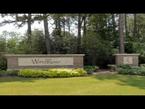 WindRose Spring Texas 77379 Master Planned Community