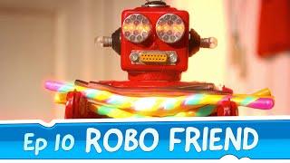getlinkyoutube.com-Om Nom Stories: Robo Friend (Episode 10, Cut the Rope)