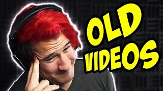 getlinkyoutube.com-Markiplier Reacting to Old Videos