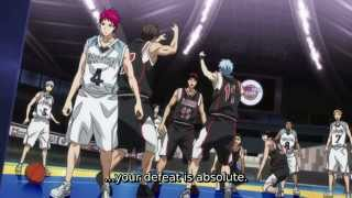 getlinkyoutube.com-Seirin vs Rakuzan Akashi in the zone
