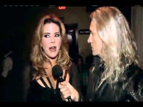 Javier Ceriani entrevista a Alicia Machado para AQP - América TeVé
