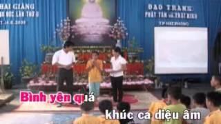 getlinkyoutube.com-Karaoke Phật giáo  Phật đang trong ta