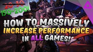 getlinkyoutube.com-How To Increase FPS in ALL Games! ~ MASSIVE FPS GAINS + FPS Drop Fix! ~ Overwatch + More!