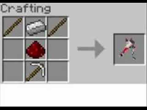 My Minecraft Crafting Ideas #2