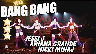 getlinkyoutube.com-Bang Bang Jessie J, Ariana Grande & Nicki Minaj - Just Dance 2015