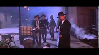 Tombstone ...' You Tell Em I'm Commin ,And Hell's Commin With Me '( Full Scene )