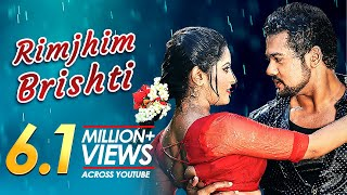 getlinkyoutube.com-Rimjhim Brishti | Mon Janena Moner Thikana (2016) | Movie Song | Tanvir | Pori Moni | Kona