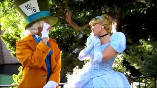 getlinkyoutube.com-Cinderella's Story Time - Featuring Mad Hatter