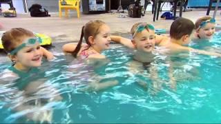 getlinkyoutube.com-Physical activity - learn to swim