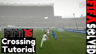 getlinkyoutube.com-FIFA 16 Crossing Tutorial | All Crosses Solved