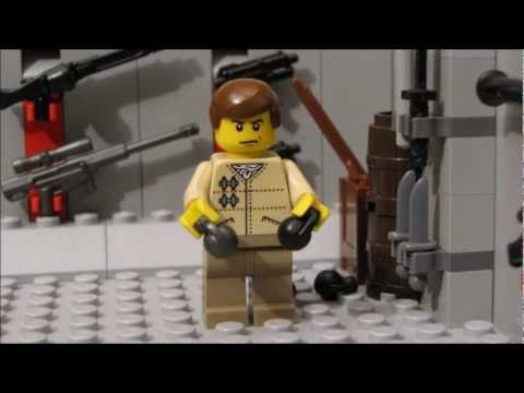 Lego zombie movie - Zombie hunter