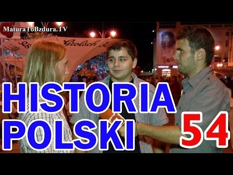 HISTORIA POLSKI odc. #54