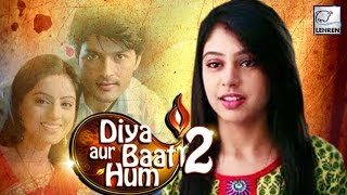 getlinkyoutube.com-Niti Taylor's LEAD ROLE In 'Diya Aur Baati Hum 2'
