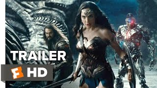 Justice League (2017) – Ben Affleck, Gal Gadot Movie HD