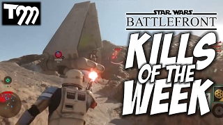 Star Wars Battlefront - KILLS OF THE WEEK #47