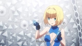 getlinkyoutube.com-ヘヴィーオブジェクト 6話 Heavy Object Episode 6