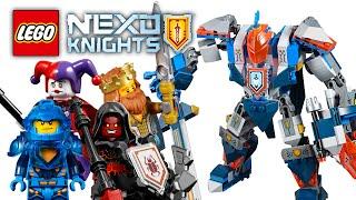 getlinkyoutube.com-LEGO Nexo Knights 2016 sets - My Thoughts!