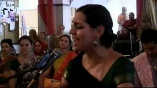 getlinkyoutube.com-Kirtan Mela Mayapur 2013 Day 2 : HG Bhakti Lata Mataji