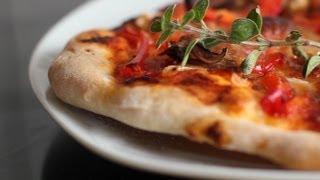 Einfaches Rezept für Pizza wie beim Italiener