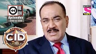 Weekly Reliv - CID - 13th Jan to 19th Jan 2018 - Episode 596 to 599